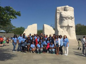 CICCE at MLK Memorial