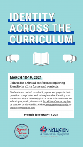 identity across the curriculum conference information